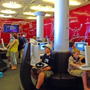 Интернет-кафе Новочебоксарска