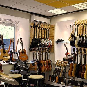 Музыкальные магазины Новочебоксарска