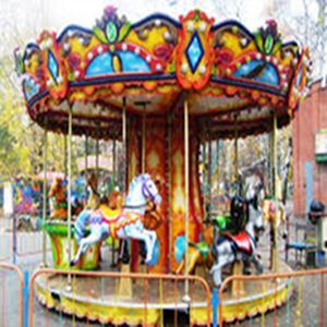 Парки культуры и отдыха Новочебоксарска