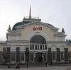 Железнодорожные вокзалы в Новочебоксарске