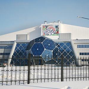 Спортивные комплексы Новочебоксарска